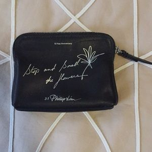 3.1 Phillip Lim leather pouch 10th Anny edition